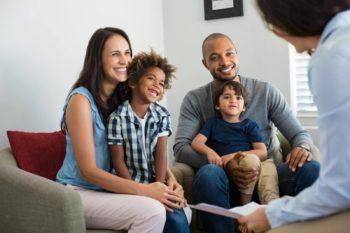 Terapia familiar brújula consejería